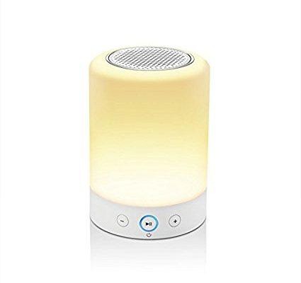 Lightstory lampada led speaker